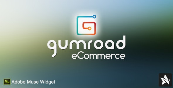 Gumroad eCommerce Widget for Adobe Muse - CodeCanyon Item for Sale