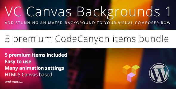 VC Canvas Backgrounds Bundle 1