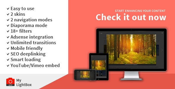 MyLightBox · Smooth, Flat and Easy Lightbox Plugin - CodeCanyon Item for Sale