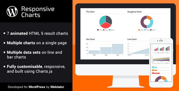 Responsive Charts        Nulled