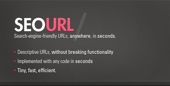 SEOUrl - Easy Search-Engine-Friendly URLs.