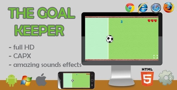 The GoalKeeper - CodeCanyon Item for Sale