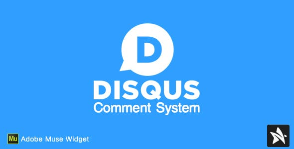 Disqus Comment System for Adobe Muse