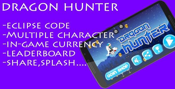Dragon Hunter- Multiple character and admob