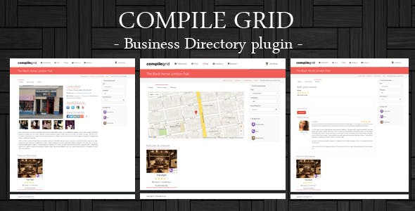 C.G. - Business Directory