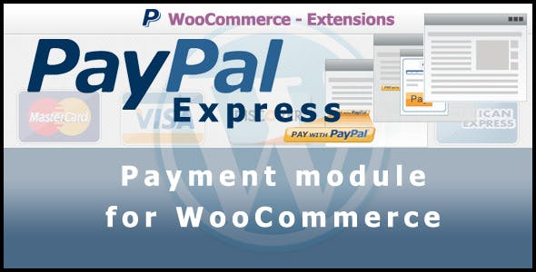 PayPal Express Payment Gateway for WooCommerce