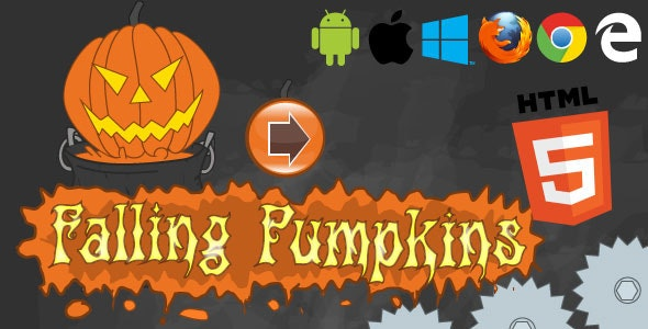Falling Pumpkins (inclusive Capx) - CodeCanyon Item for Sale
