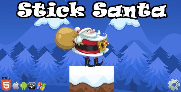 Stick Santa - CodeCanyon Item for Sale