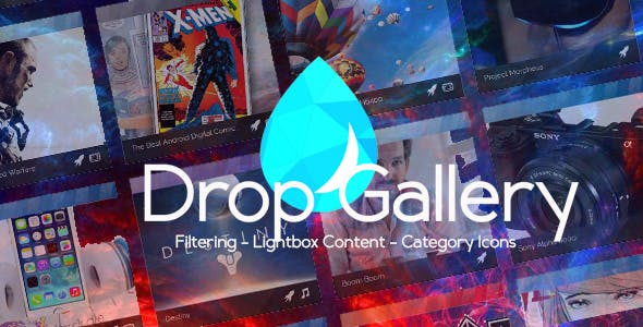 DropGallery For Wordpress