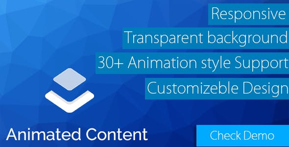 Layer - Animated Content Extension