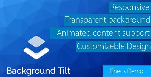 Layer - Background Tilt- Extension