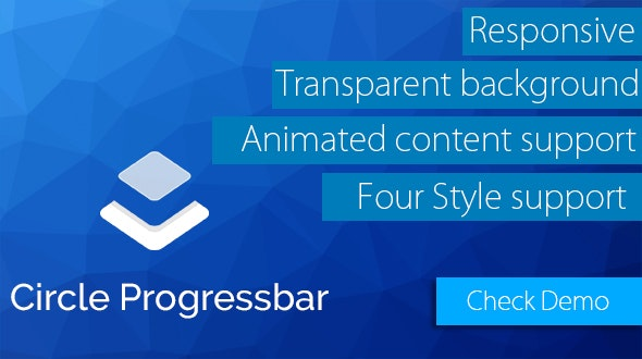 Layer - Circle Progressbar Extension - CodeCanyon Item for Sale
