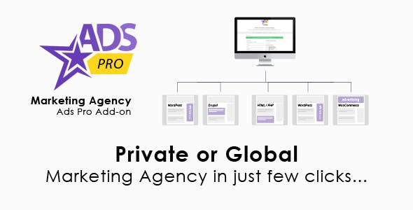 Ads Pro Add-on - WordPress Marketing Agency