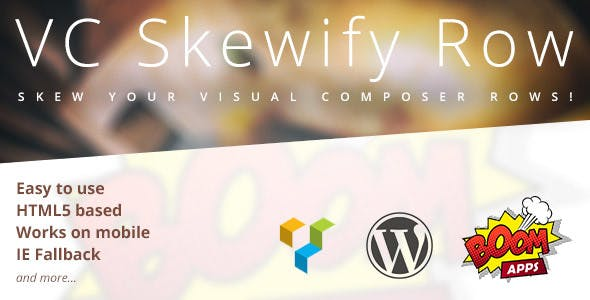 VC Skewify Row