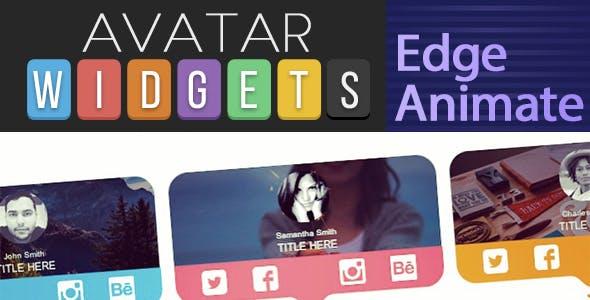 Avatar Widgets