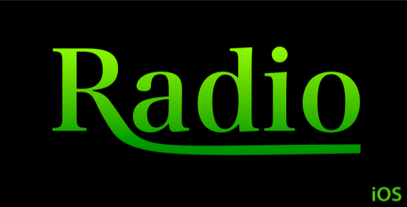Radio App 2 (Swift 2)