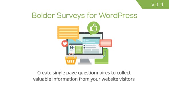 Bolder Surveys for WordPress