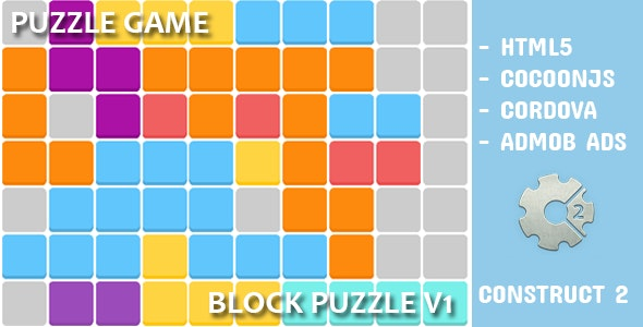 Block Puzzle V1 - CodeCanyon Item for Sale
