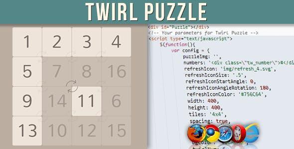 Twirl Puzzle