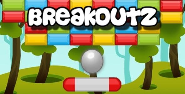 Breakoutz  - CodeCanyon Item for Sale