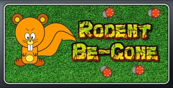 Rodent Be Gone! - CodeCanyon Item for Sale