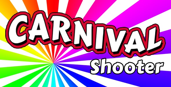 Carnival Shooter - Casual HTML5 Game - CodeCanyon Item for Sale