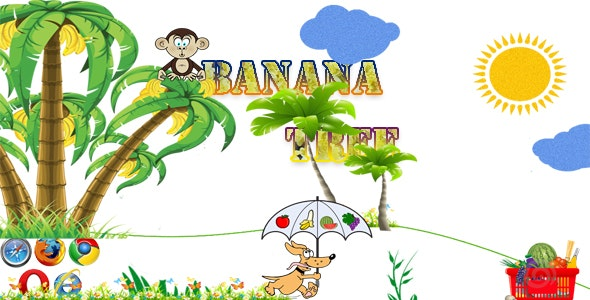 Banana Tree - CodeCanyon Item for Sale