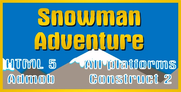 Snowman Adventures - CodeCanyon Item for Sale
