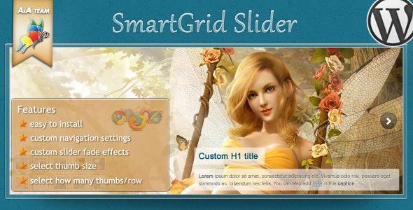 Grid Slider - Premium Wordpress Plugin - CodeCanyon Item for Sale