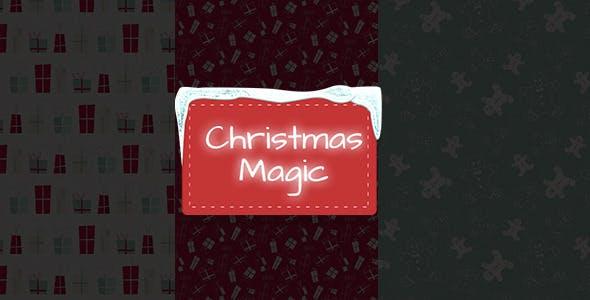 Christmas Magic - AA-Snow Wordpress Plugin