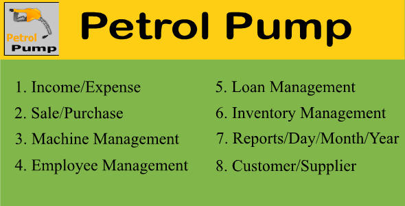 Petrol Pump asp.net mvc 5 software (Open Source)