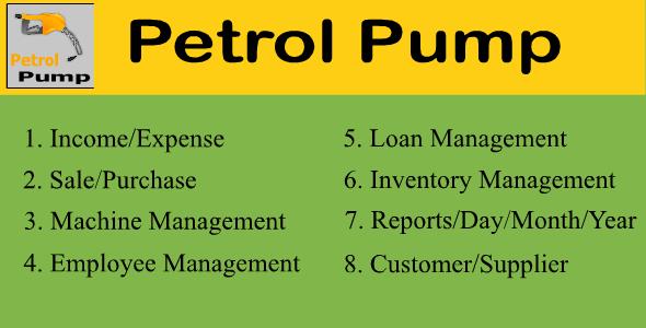 Petrol Pump asp.net mvc 5 software (Open Source) - CodeCanyon Item for Sale
