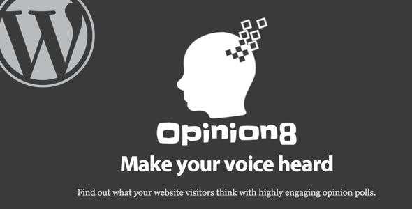 Opinion8 WordPress Polling Plugin