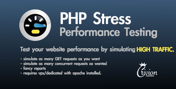 PHP Stress Test Tool - CodeCanyon Item for Sale