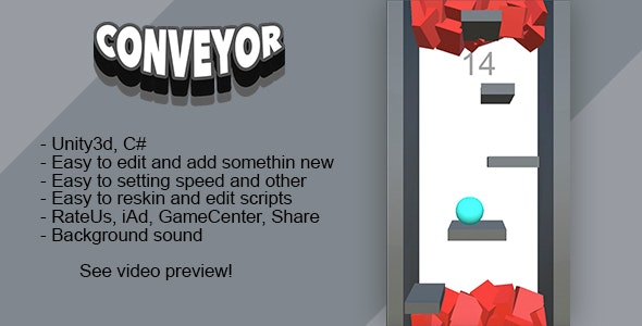 Conveyor - CodeCanyon Item for Sale