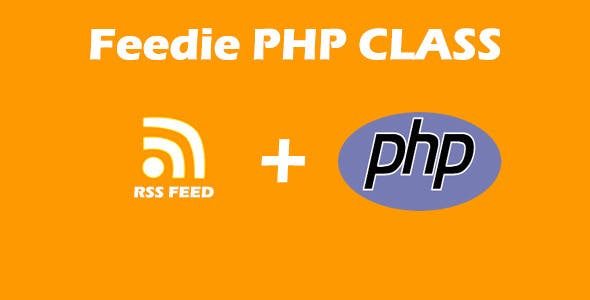 Feedie - Feed parsing PHP Class