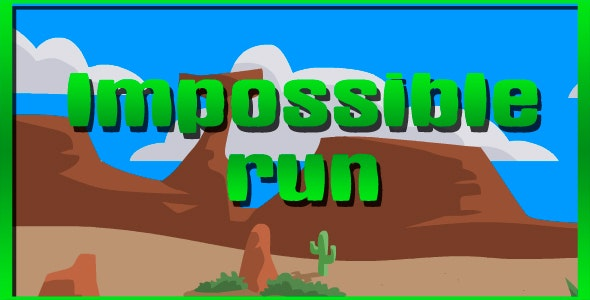 Impossible Run - CodeCanyon Item for Sale