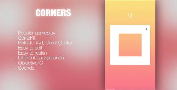 Corners - CodeCanyon Item for Sale