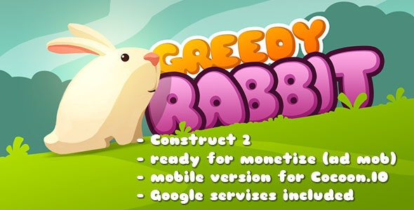 Greedy Rabbit - CodeCanyon Item for Sale