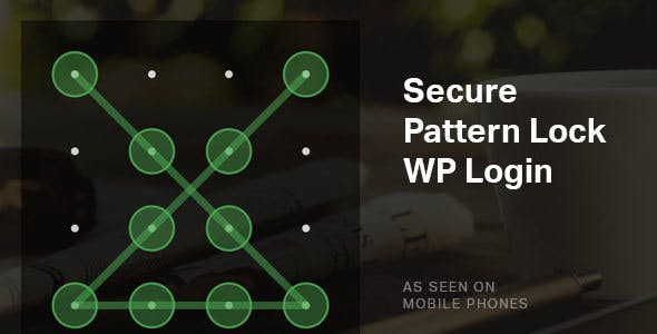 Secure Pattern Lock - WordPress Security Login Plugin