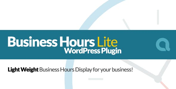 Business Hours Lite