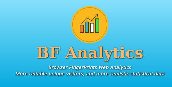 BF Analytics - Browser FingerPrints Web Analytics