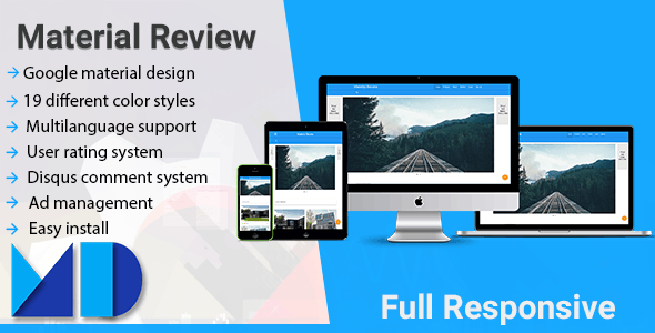 Material Review - CodeCanyon Item for Sale