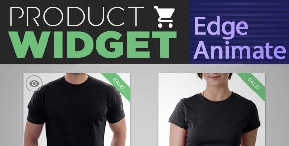 Product Widget