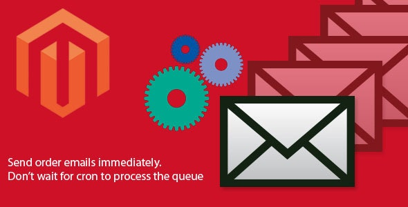 Bypass Magento Email Queue - CodeCanyon Item for Sale