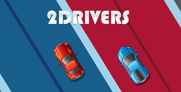 2Drivers-iOS Game-SpriteKit/Swift2.1-iOS8-iOS9+