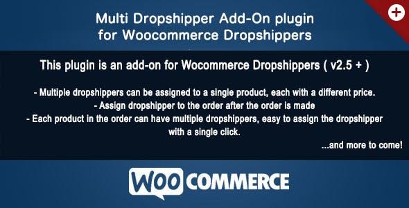 WooCommerce Dropshippers MultiDrop AddOn