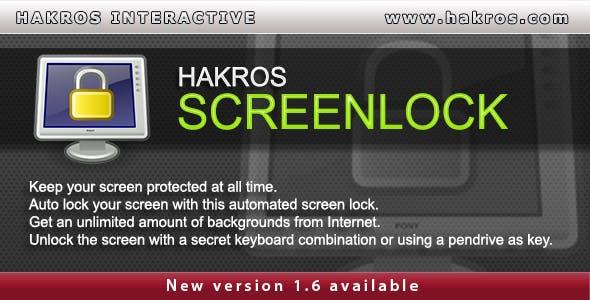 Hakros ScreenLock