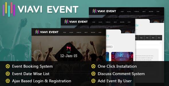 Viavi Event Management