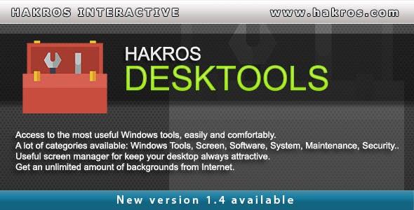 Hakros DeskTools